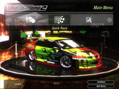 Need For Speed Underground 2 ~ Blog migi Jr