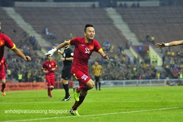 Vòng loại U23 Châu Á: Việt Nam 2-1 Malaysia 1