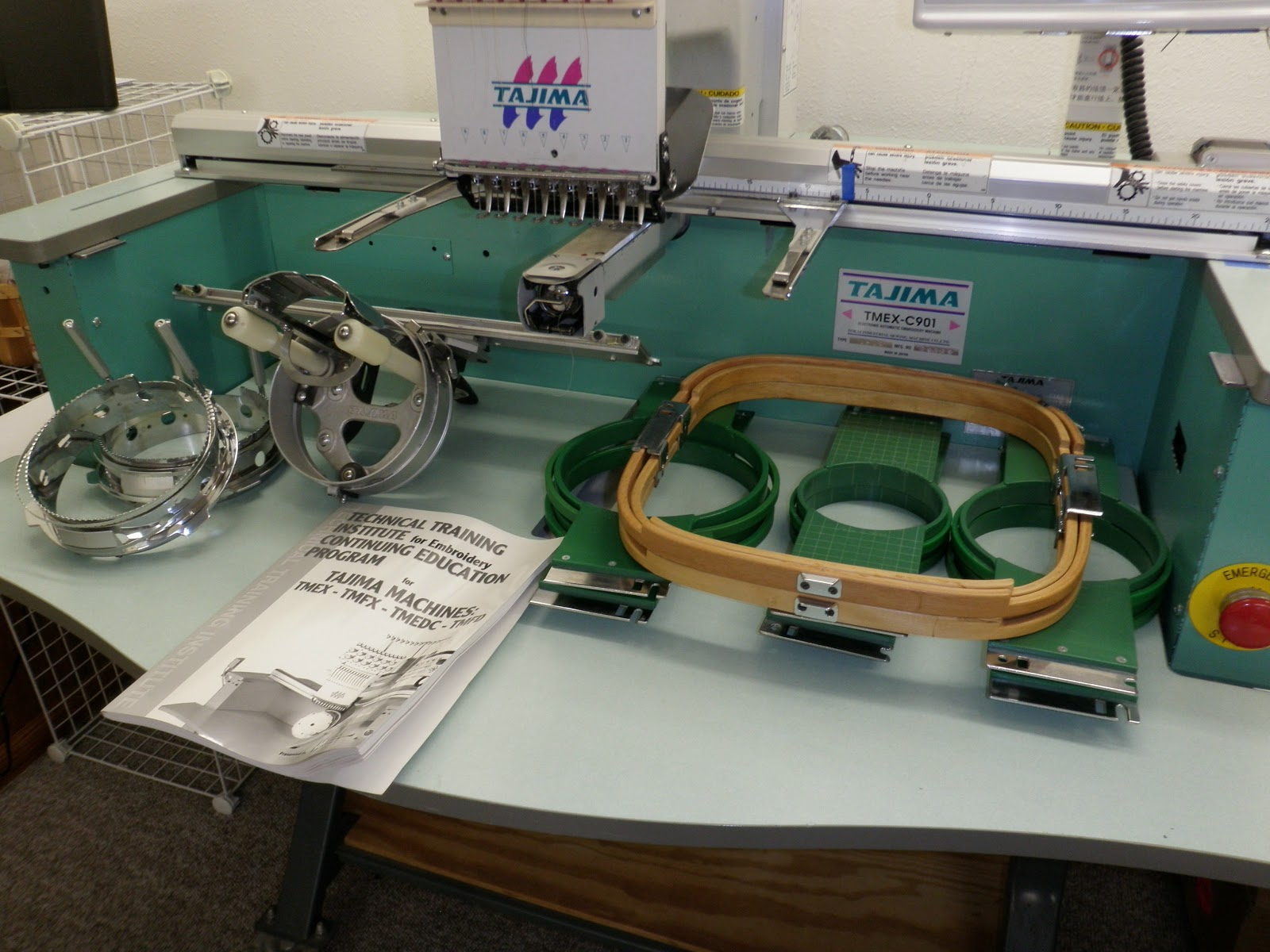 tajima embroidery machine price list