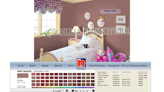 Easy color scheme Aplikasi Cat Warna
