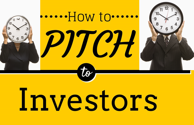 How to pitch a busy investor?