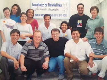 Filosofia Clínica em Divinópolis/MG (início dos anos 2000)