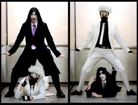 Check It Out !!: Cosplay Naruto Yang Lucu Banget