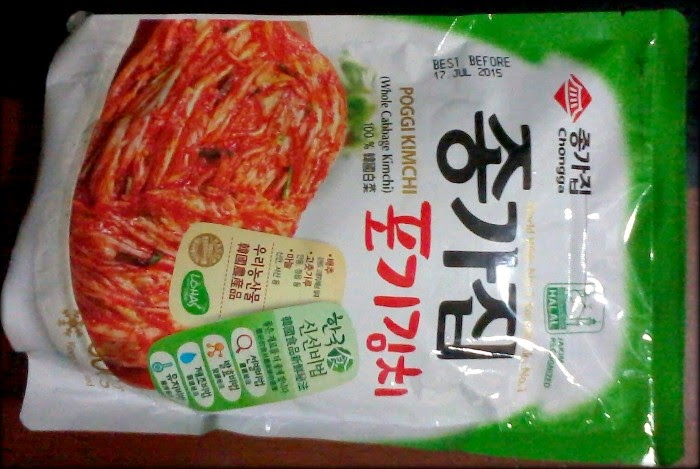 Ke Korea Kita! Jom! Jalan-Jalan Makan Kimchi