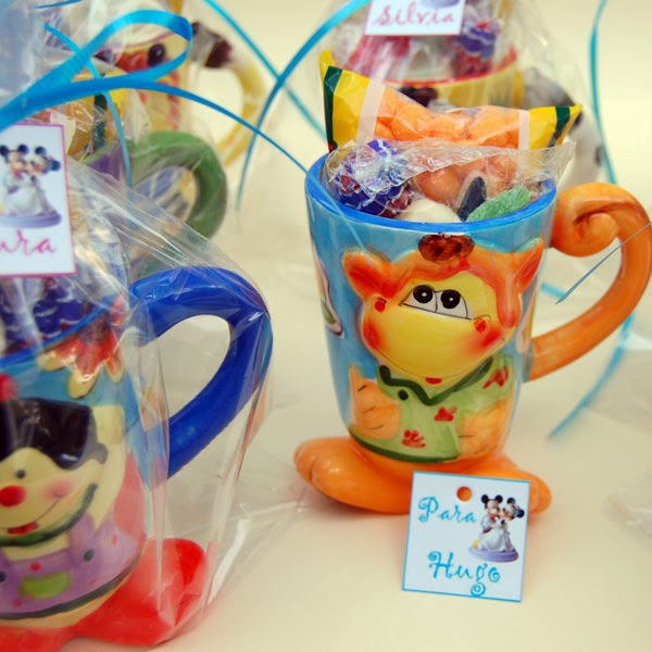 Ideas originales de chuches para regalar a los niños - Organizar una ...