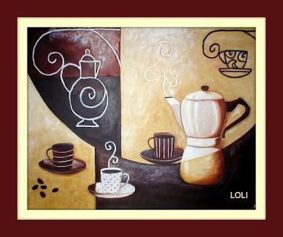 Cuadros decorativos para tu cocina decoracion de cocinas - Imagenes de cuadros para cocina ...