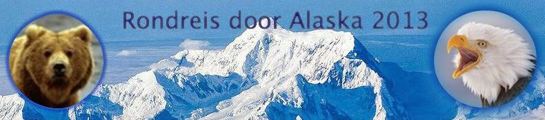 Rondreis door Alaska 2013