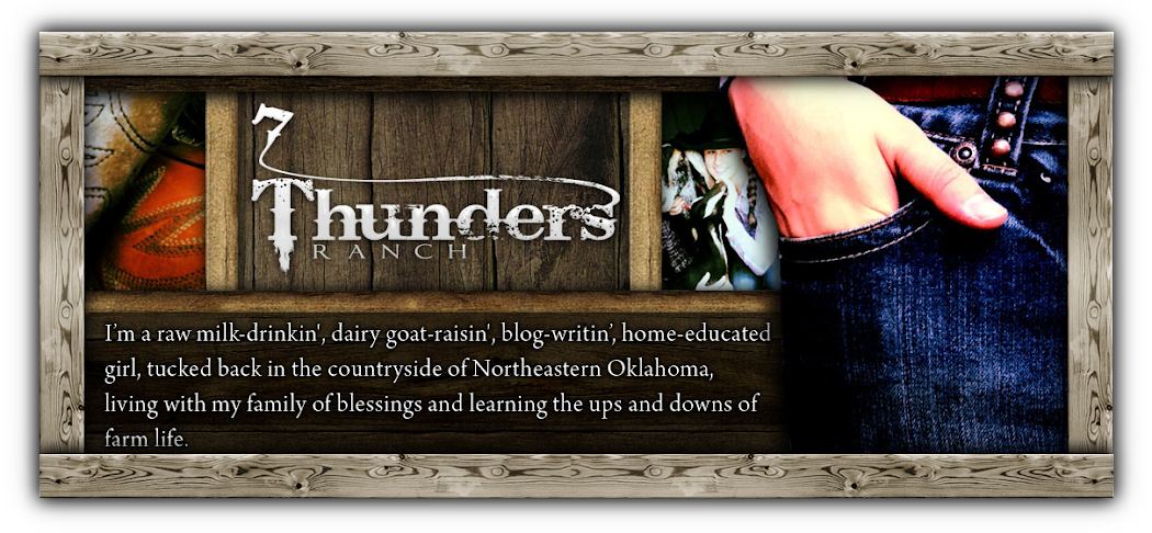 7 Thunders Ranch