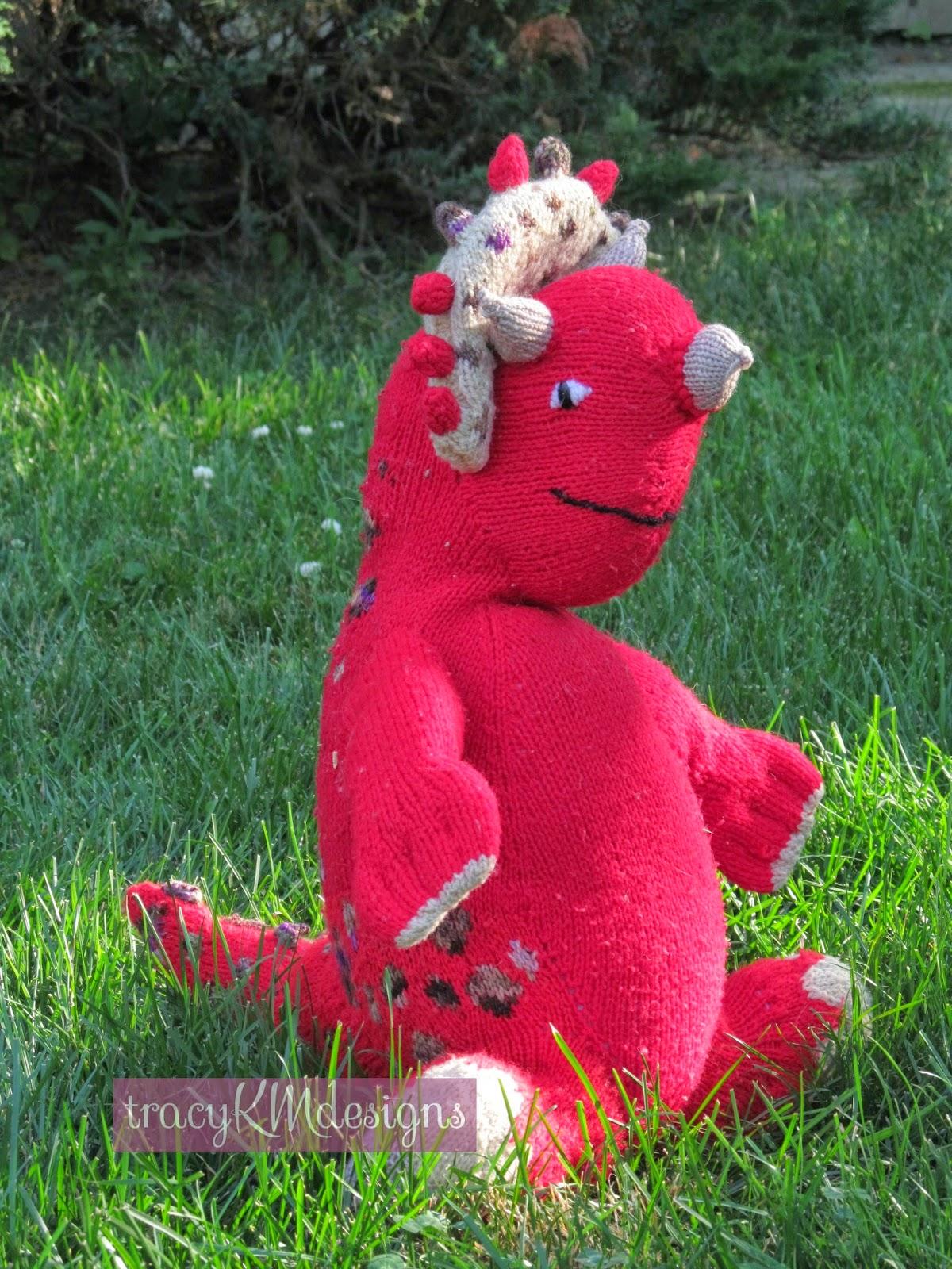 Knitting Knotty : Knotty knits and naughty kids september