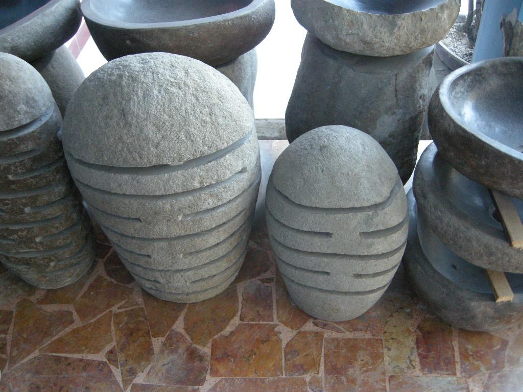 Indogemstone outdoor landscape rock lighting for Landscaping stones for sale