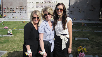 Erin, Paige, daughter-in-law Becky