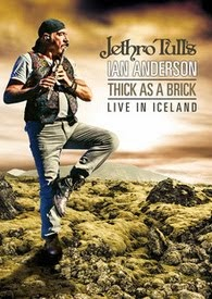 THICK AS A BRICK-LIVE IN ICELAND. OUT AUGUST 26 th