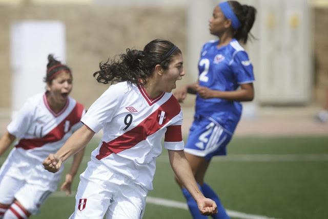 Perú 2 República Dominicana 1 Fútbol Femenino Juegos Bolivarianos