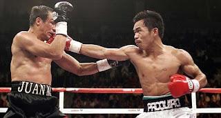 Pertarungan Tinju Manny Pacqiuao vs Juan Manuel Marquez - 12 November 2011