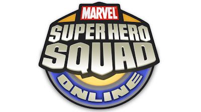Marvel Super Hero Squad Online Logo - We Know Gamers