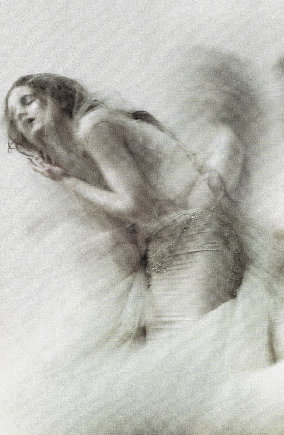 Guinevere van Seenus photographed by Tim Walker for Vogue Italia March 2011