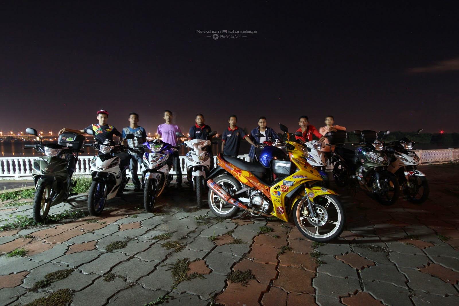 ahli 135LC Owner Club Terengganu