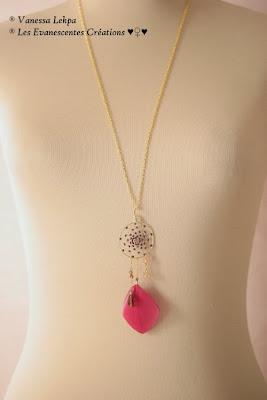 dreamcatcher attrape reves fait mains bijoux ethnique sur mesure collier plumes
