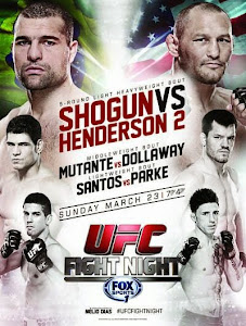 Download UFC Fight Night: Shogun vs. Henderson II HDTV AVI + RMVB Baixar Seri 2014