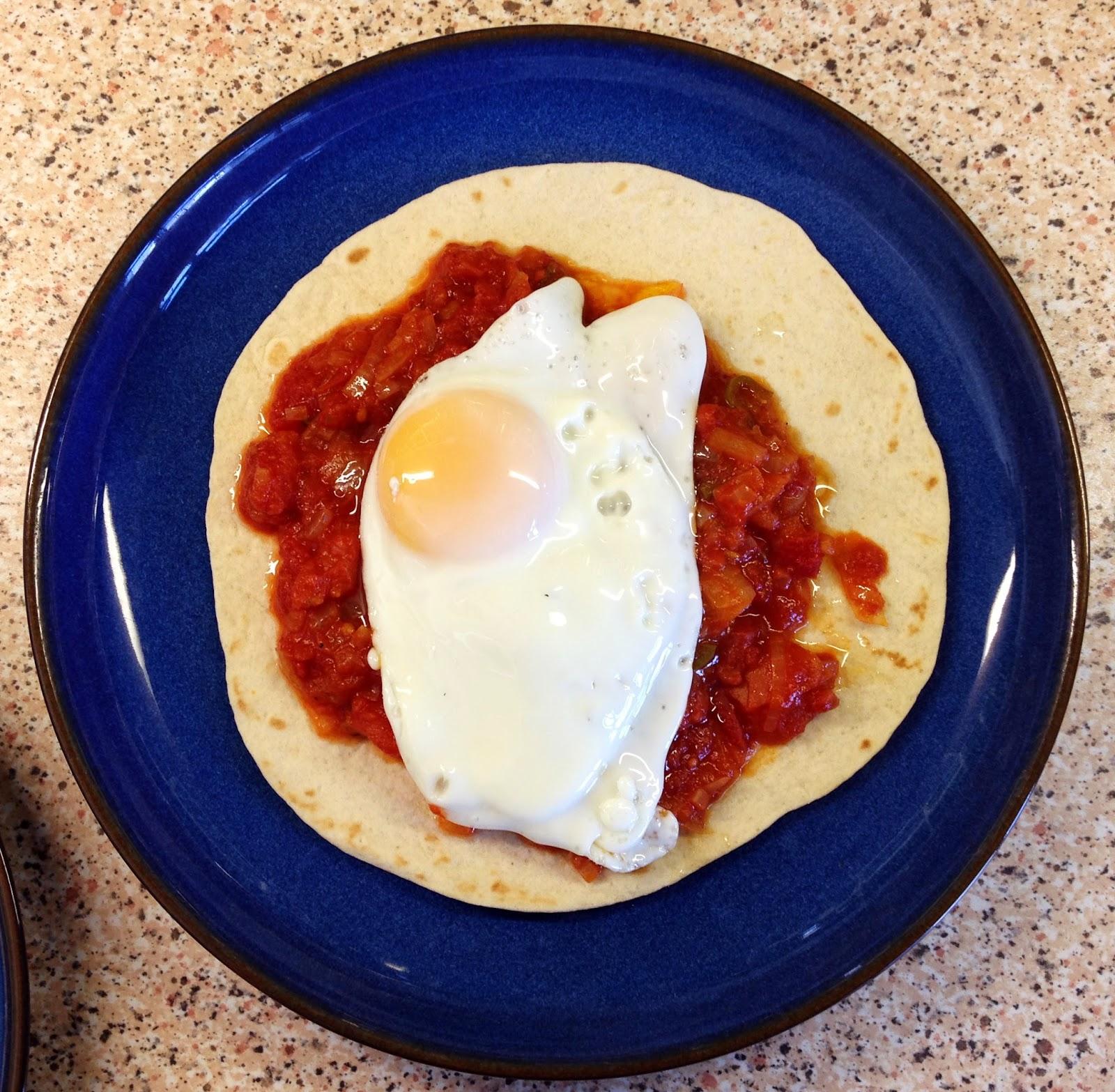 Huevos Rancheros (Ranch Eggs)