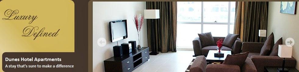 Dunes Hotel Apartments: Best Hotels in Dubai, UAE