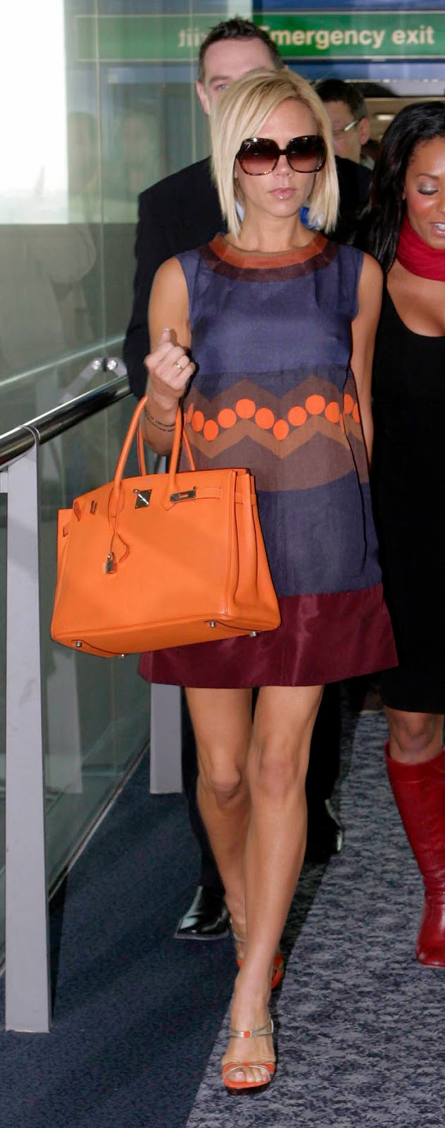 Eniwhere Fashion - Birkin Bag - Hermès - Victoria Beckham