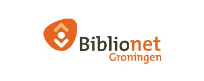 Logo Biblionet Groningen