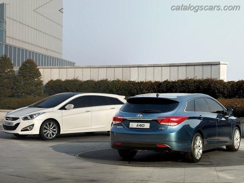 صور سيارة هيونداى i40 واجن 2012 - اجمل خلفيات صور عربية هيونداى i40 واجن 2012 - Hyundai i40 Wagon Photos Hyundai-i40-Wagon-2012-25.jpg