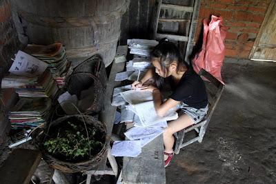 realiti kesusahan kehidupan pelajar di china5