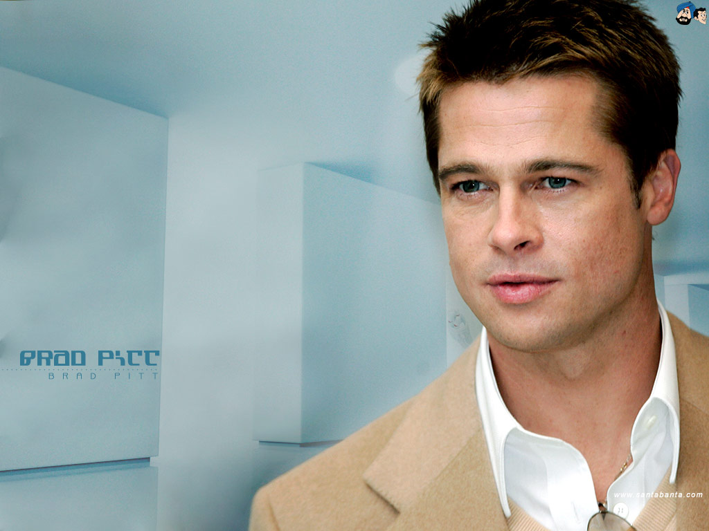 Brad Pitt Wallpapers Brad Pitt Angelina Jolie Brad Pitt Picture Brad