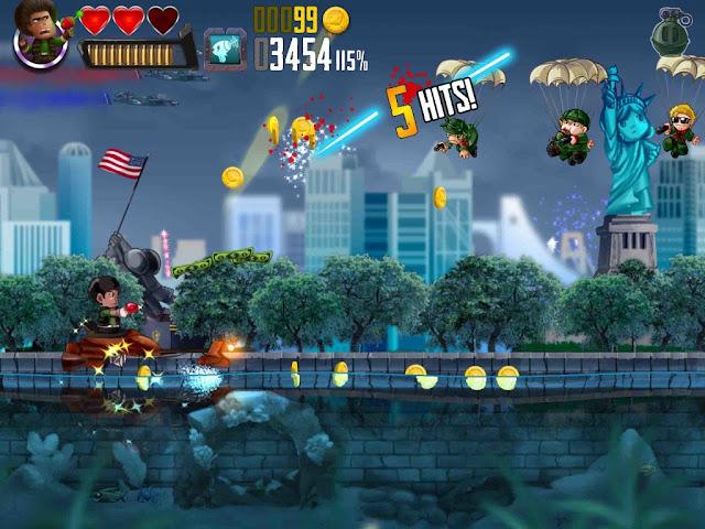 Ramboat Hero Shooting Game v2.4.0 Apk Mod [Monedas ilimitadas]