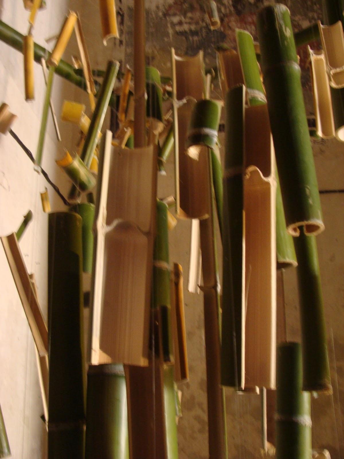 exposition bambou au prieur de pont saint esprit marine. Black Bedroom Furniture Sets. Home Design Ideas