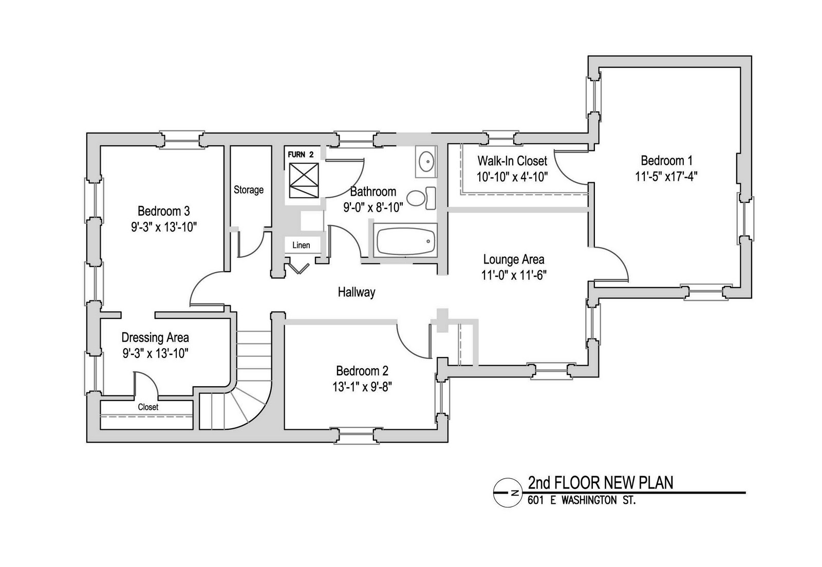 Floor plan b click to enlarge for Chiropractic office layout examples
