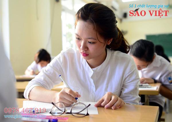 Cách chấm điểm thi bài thi tự luận kỳ thi THPT Quốc Gia năm 2015 được gia sư Sao Việt tổng hợp. Trên đây là những thông tin giúp các em học sinh định hình hơn và nắm được cách chấm.