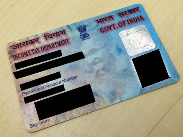 PAN card online application