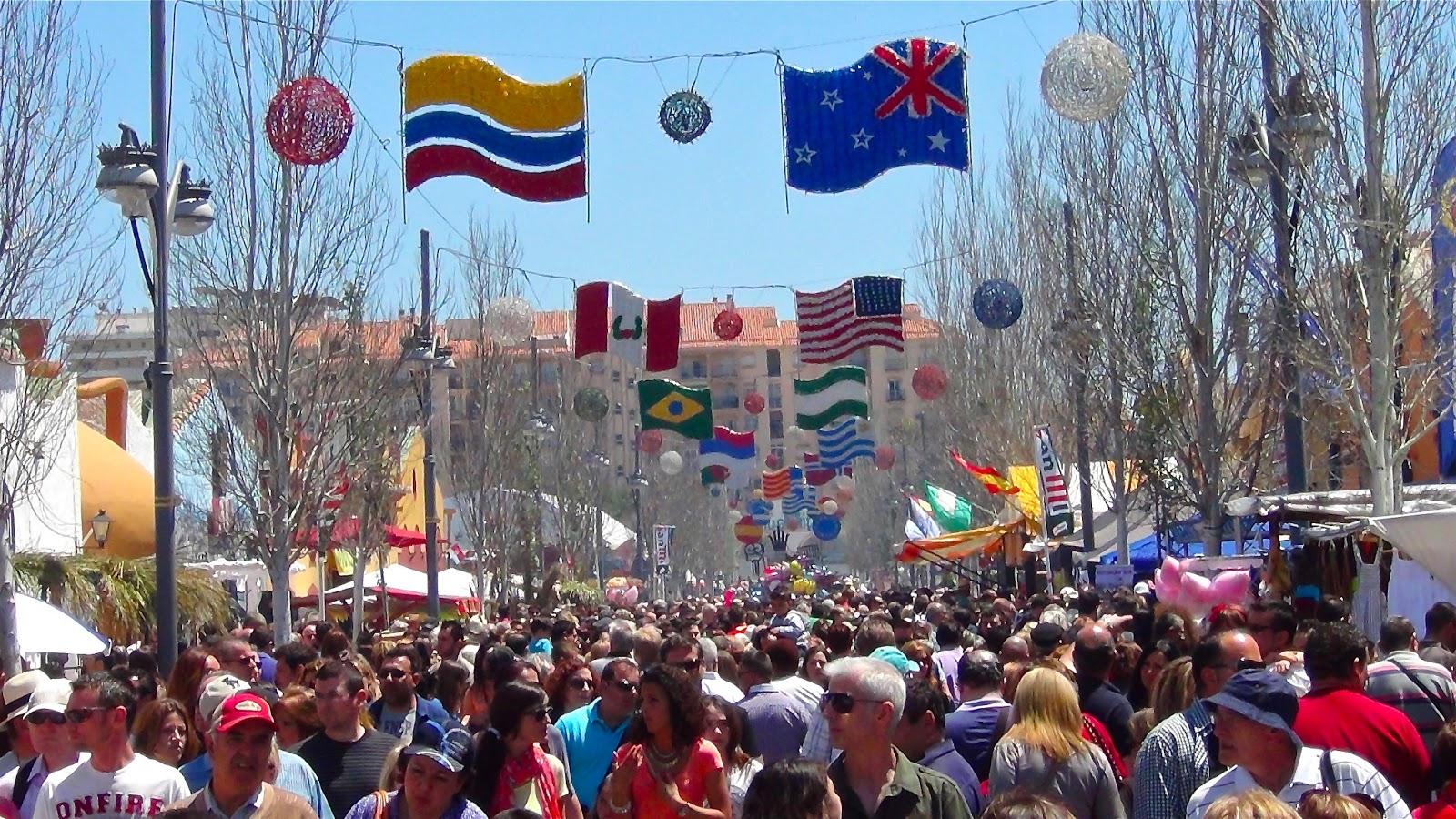 Feria De Los Pueblos or Around the World in 5 Days 52