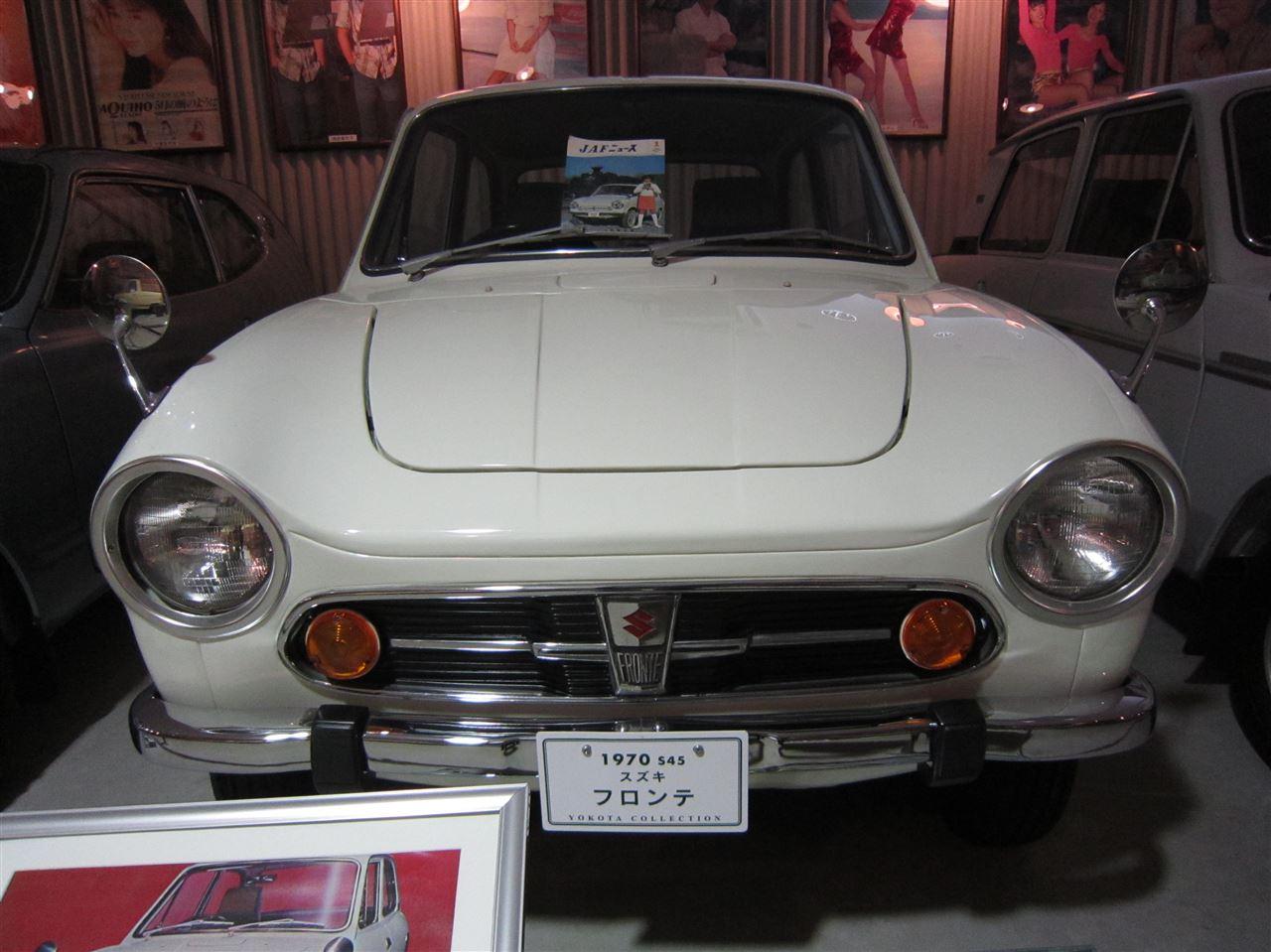 Suzuki Fronte 360 LC10, stare samochody, auta z lat 60, クラシックカー、軽自動車、日本車