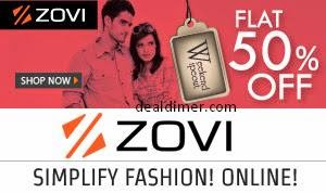 Zovi Men's Clothing Extra 70% or 35% off