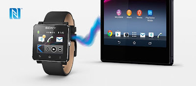 Sony SmartWatch 2 - One Touch NFC Pair