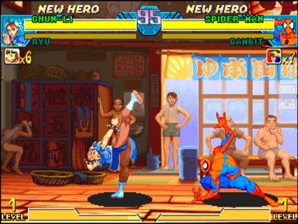 Marvel Vs Capcom 2 Para Pc 1 Link