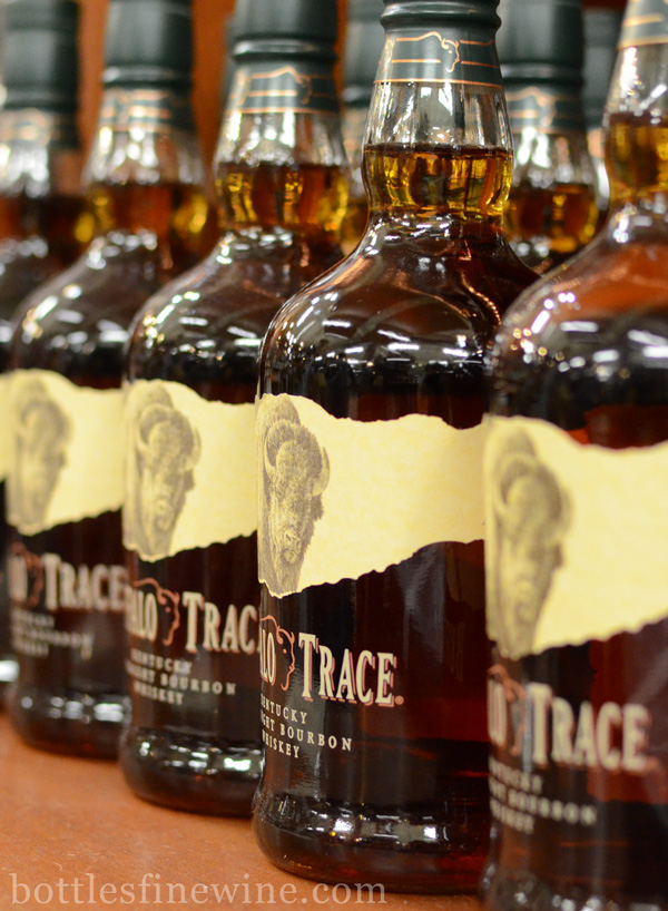 Buffalo Trace Kentucky Straight Bourbon Whiskey