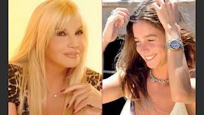 LA NOTICIA DEL DIA: SUSANA GIMENEZ Y SU NIETA LUCIA CELASCO