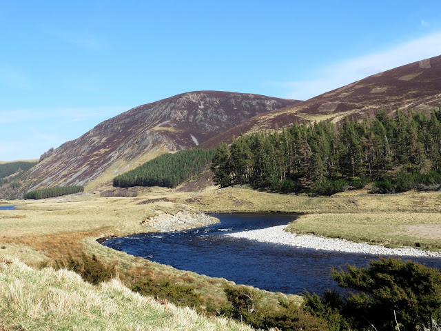 Findhorn Valley, Scotland