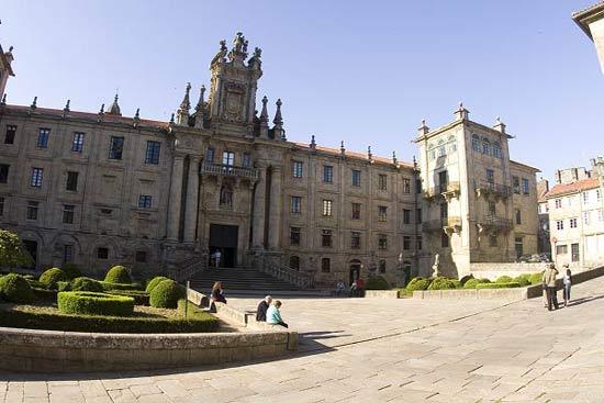 Galicia en puerto rico toda espa a celebra la jornada for Oficina correos santiago de compostela
