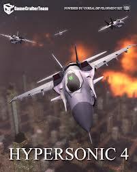 HyperSonic 4 pc