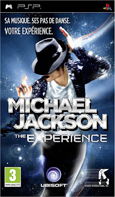 Michael Jackson : The Experience PSP