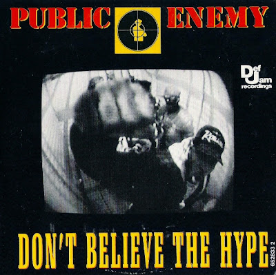 Public Enemy – Don't Believe The Hype (VLS) (1988) (320 kbps)