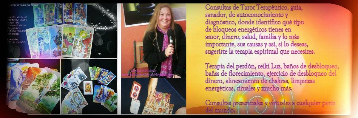 Gladys Holística - Tarot Terapéutico - Terapias espirituales y mucho más