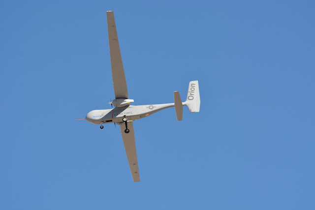 Aurora's Orion UAV