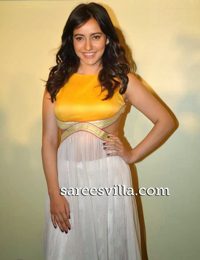 Neha Sharma At Lakme Fashion Week Press Conference